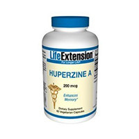 Life Extension Huperzine Α