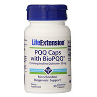 Life Extension PQQ Caps con BioPQQ