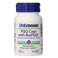 Life Extension PQQ კეპები BioPQQ