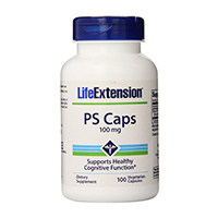 Life Extension Phosphatidylserin Capsules