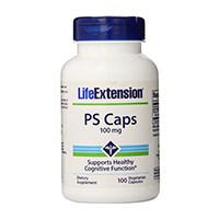 Life Extension Phosphatidylserin Vegetar Kapsler