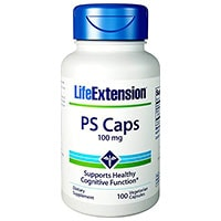 Life Extension φωσφατιδυλοσερίνη