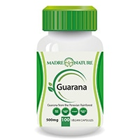 Madre Natura Guarana frutta Pure