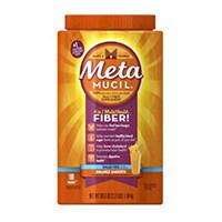 Metamucil Daily Fiber Supplement 100% Natural Psyllium Husk