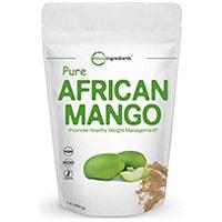 Ingredientes Micro extracto puro de mango africano
