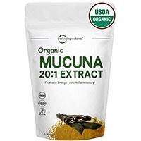 Microingredients استخراج موكونا العضوية Pruriens