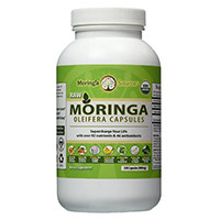 Moringa oleifera Sumber superfood kelor