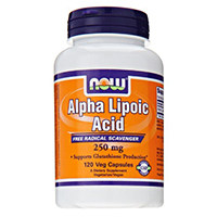 NOW Foods Alpha-Liponsäure