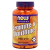NOW Foods L-arginine ornithine-s