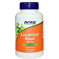 Now Foods - Licorice Root