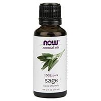 Now Foods น้ำมัน Sage