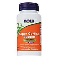 NOW Foods de Super Cortisol soutien