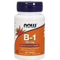 NOW Foods vitamina B-1