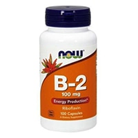 NOW Foods A vitamina B-2