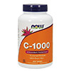 NOW Foods Vitamin C-1000 Sustained Release with Rose Hips-s