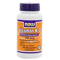 NOW Foods βιταμίνη Κ-2