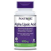 Natrol Alpha liponzuur