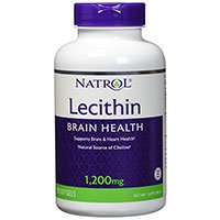 Natrol 콩 레시틴 미네랄 보충