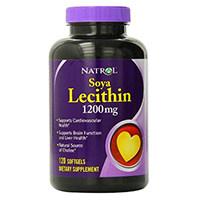 Natrol Soya Lecithin Mineral Supplement