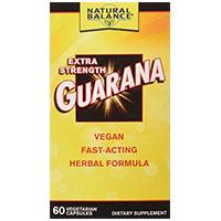 Natural Balance Extra Strength Guarana