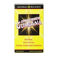 Natural Balance Ekstra Krag Guarana