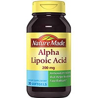 Nature Terbuat Alpha Lipoic Acid