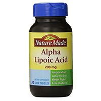 Nature Made ácido lipóico Alpha
