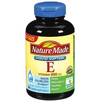 Nature Made vitamina E 400