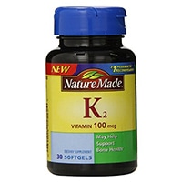 Nature Made Vitamin K2 Softgel