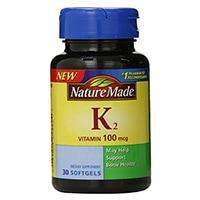 Nature Made Vitamin K2 Softgel