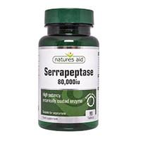 Natures помощ Serrapeptase
