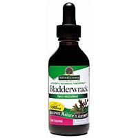 Jawapan Alam Bladderwrack thallus dengan Organic Alkohol
