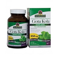 คำตอบของธรรมชาติ Gotu Kola-สมุนไพร
