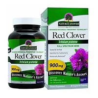 Отговор на Природата Red Clover Top Вегетариански капсули