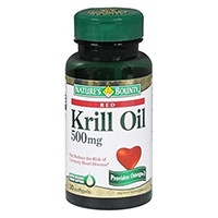 Bounty Red Krill Oil Soft Гелове Природата