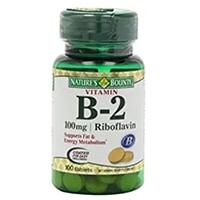 Nature's Bounty Vitamien B-2