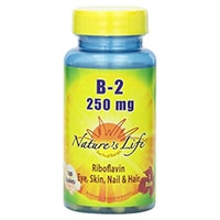 Nature's Life B-2 Tablets