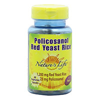 Nature's Life Policosanol and RYR
