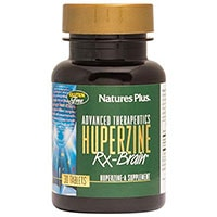 Natures Plus Huperzine Rx Brain
