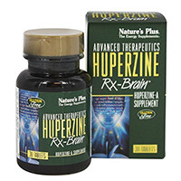 Nature's Plus - Huperzine Rx-Brain