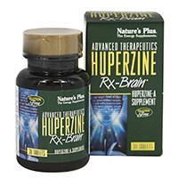 Nature's Plus - Huperzine Rx-Brain