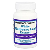 Nature's-Vision --- White Mulberry-Leaf Extract