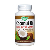 Nature's Way Coconut Oil Soft Gels