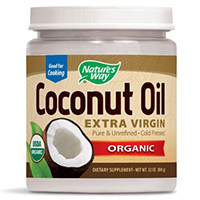 Naturens måte Extra Virgin Organic Coconut Oil