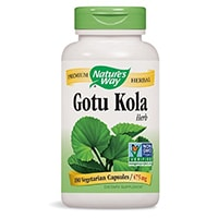 Kalikasan ng Way Gotu Kola Herb