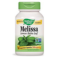 Nature's Way Melissa Lemon Balm