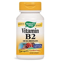 الطبيعة الطريق فيتامين B2