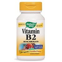 Nature's Way Vitamien B2