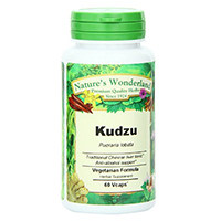 Wonderland Nature Kudzu Root supplément de plantes