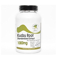 Naturetition Supplements Kudzu Root Standardized Extract